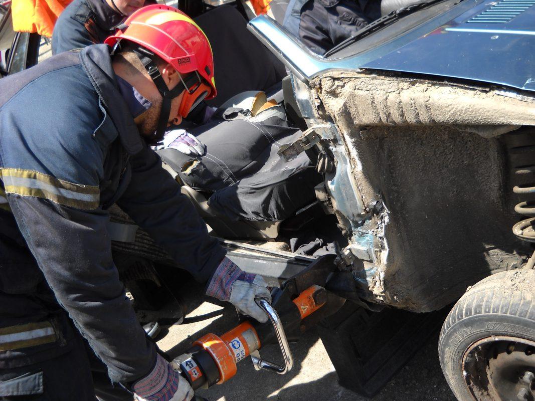 UF2345 Rescate en medios de transporte