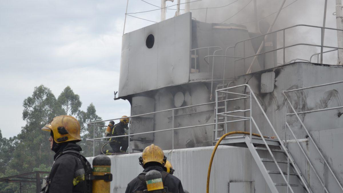 Actualización Formación Básica en Seguridad y Avanzado en Lucha Contra Incendios