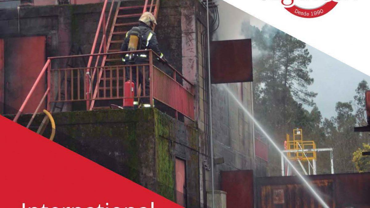 International Firefighting Course