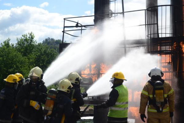 Planificación, organización, gestión y coordinación de emergencias