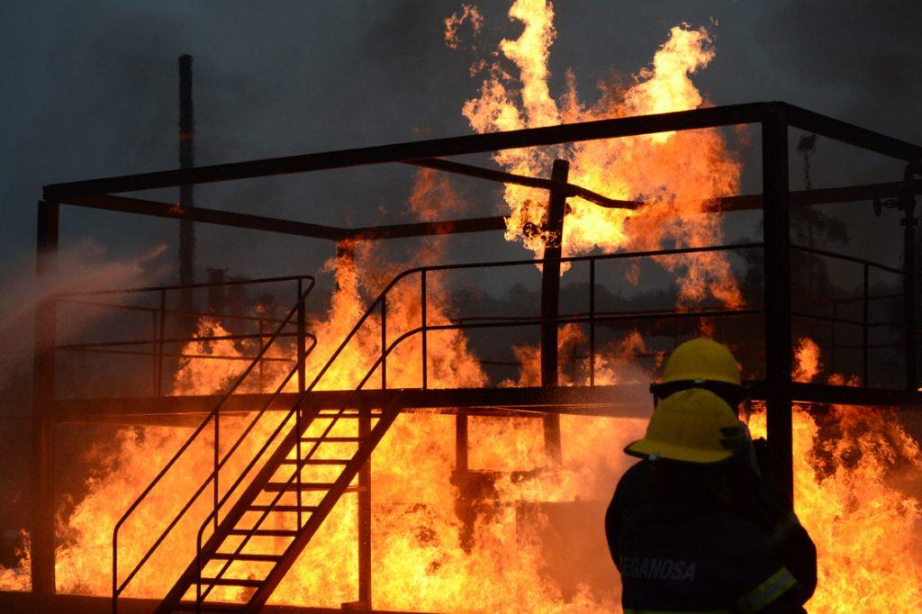 Curso Lucha Contra Incendios