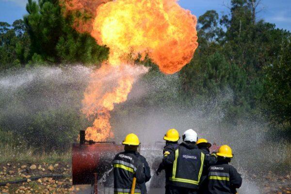 Lucha Contra Incendios. Técnicas de extinción.
