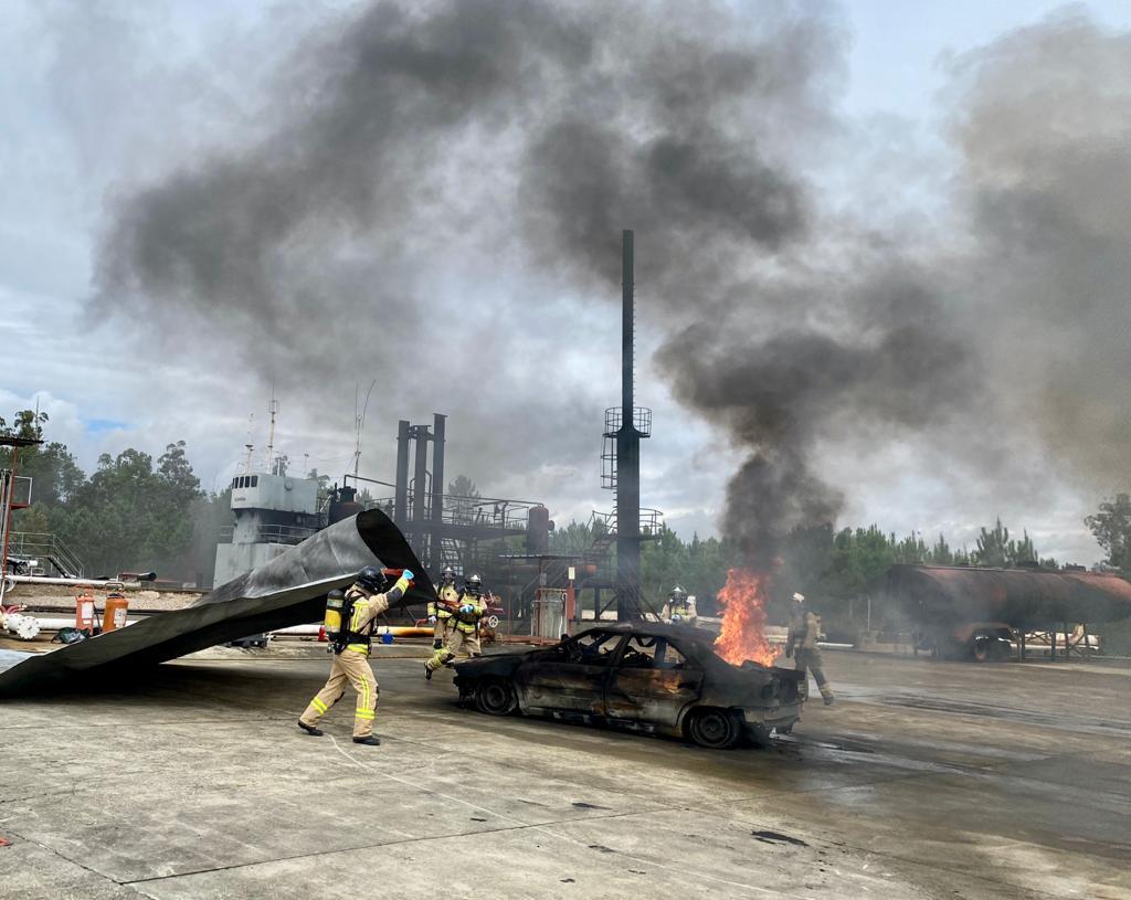 Curso en Emergencias con Baterías y Vehículos de Combustibles Alternativos
